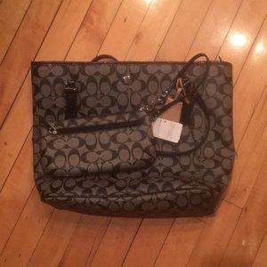 Coach, Bag & Wallet Set, NWT